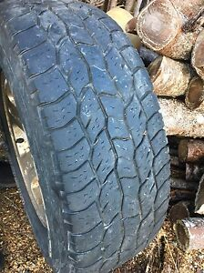"""(3) 18"""" rims and tires. Came off a 2006 F-250  St. John's Newfoundland image 6"""