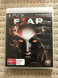 FEAR 3 PS3 game Cleveland Redland Area Preview