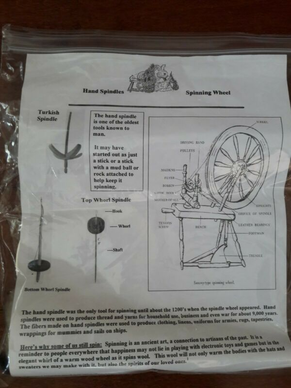 CD drop spindle kit