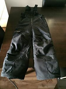 Youth 6/7 Columbia Vertex Black Snow Pants - Gently Used