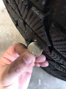 225 65r 16 Bridgestone Blizzak on rims OBO Oakville / Halton Region Toronto (GTA) image 6