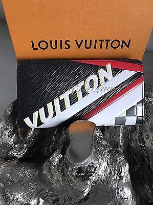 NWT LOUIS VUITTON RACE CRUISE 2017 CLUTCH ZIPPY WALLET SPEEDY NEVERFULL M67800