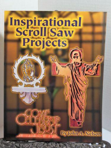 INSPIRATIONAL SCROLL SAW PROJECTS Woodworking Christian Nativity Cross Praying