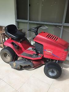 16.38 HXL WHEEL HORSE TORO RIDE ON LAWN MOWER Nerang Gold Coast West Preview