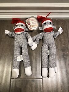 Superfly Sock Monkey - New