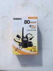 Uniden UHF rechargeable with hand held unit and car charger Dubbo Dubbo Area Preview