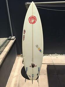 "5'10"" Peter McCabe Surfboard Bar Beach Newcastle Area Preview"