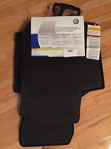 VW genuine monster rubber mats London Ontario image 2