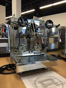 Espresso machines, Grinders Coffee products