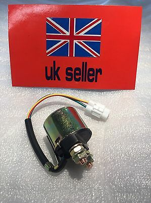 Starter Solenoid For Honda Trx 350 Fourtrax Quad 400 500 Foreman Trx 420 Relay