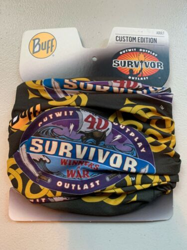 SURVIVOR: WINNERS AT WAR ~ KORU (Black) Merge Tribe Buff