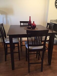 pub style dining table for sale