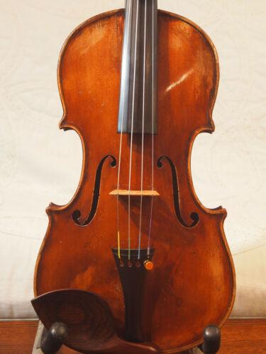 Fine Historic Old Asa White Antique  American Violin