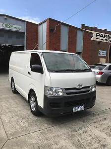 2009 Toyota Hiace Parkdale Kingston Area Preview