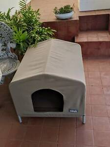 Canvas Dog House - Small - Keep your dog cool in summer!