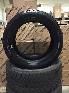 235/45R18 Goodyear Ultra Grip Used Winter Tires