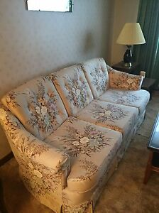 James Reid Sofa and chair like new