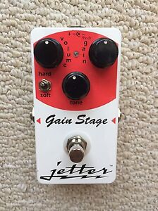 Jetter Red Gain Stage