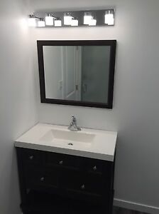 Brand new basement suite, in new house. $795 inc utilities Prince George British Columbia image 3