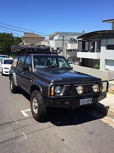 Nissan Patrol GQ w/rooftop tent/camping gear. Perfect for travellers. Queenscliff Manly Area Preview