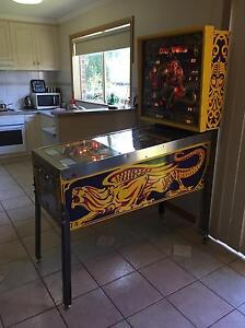 Pinball machine Kilsyth Yarra Ranges Preview