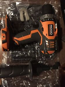 Brand new compact drill