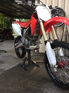 2008 crf150r big wheel will consider swaps for crf250r Beenleigh Logan Area Preview