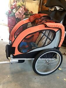 Bike Chariot - Avenir Solo Trailer with Stroller Kit