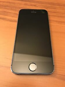 Black iPhone 5S 16GB Telus/Koodo Edmonton Edmonton Area image 2