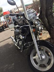 Urgent sale of 2007 Hyosung GV250 with RWC Albert Park Port Phillip Preview