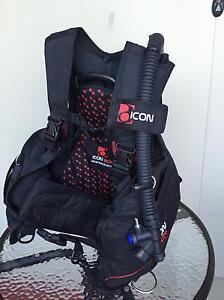 BCD  scuba diving Terrigal Gosford Area Preview