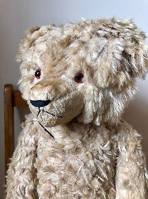 Antique Vintage Mohair Teddy Bear