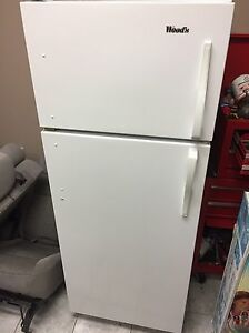 Woods Apartment Size Fridge Belleville Belleville Area image 2
