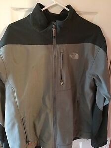 Size large men's Norah face coat