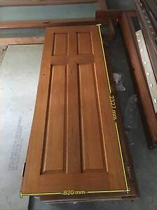 USED REAL SOLID WOOD DOORS IN A GOOD CONDITION!! Burwood Burwood Area Preview
