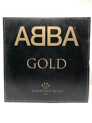 ABBA - Gold: Greatest Hits Vinyl 2xLP Record - VG