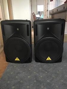 2 * Behringer B215d speakers - great condition Mount Eliza Mornington Peninsula Preview
