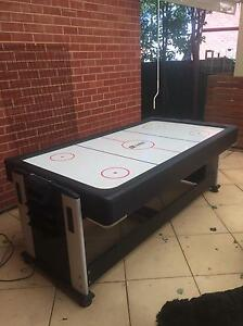 Action Pool/Air Hockey Table 7' Torrens Park Mitcham Area Preview