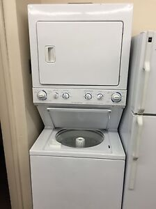 Frigidaire one piece washer/dryer