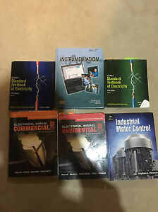 309A electrician text books