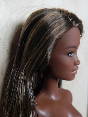 Mattel Barbie Puppe Fashionistas (2) nude NEU