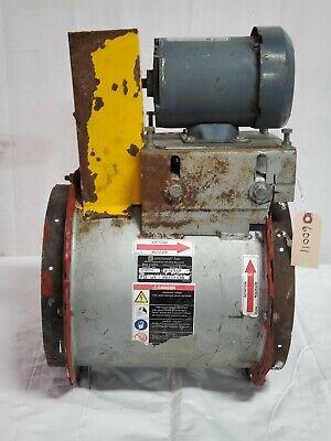 Cincinnati Tube Axial Fan 12436x112 12 Hp 3450 Rpm 230460 60 Hz 3ph
