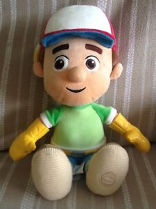 Disney Store Exclusive Handy Manny Plush