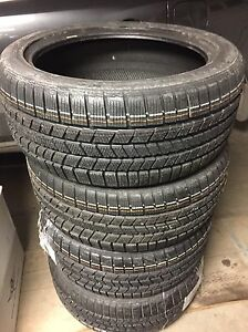 4 x 275/40/20 NEW CONTINENTAL WINTER TIRES Edmonton Edmonton Area image 1
