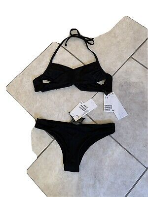 Bikini Schwarz Gr.32 H&M Neu