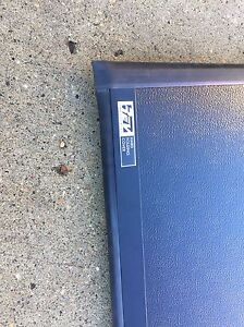 Selling a box cover for a small truck