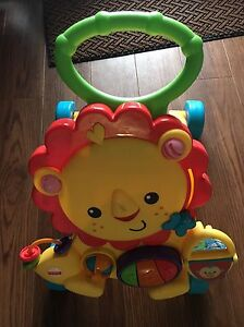 Fisher-Price - Musical Lion Activity Walker London Ontario image 1