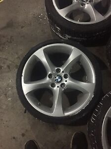 BMW rims 19in