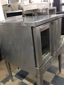 Blogett Gas Convection Oven - full size