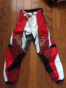 Dirt Bike pants with matching shirt